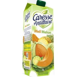 Caresse antillaise méli melon 1l