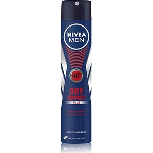 Déodorant Nivéa dry impact 48h 200ml