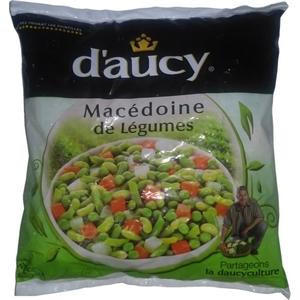 D'aucy macédoine de légumes 1kg
