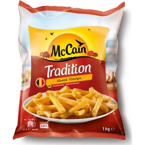 Frites tradition de Mccain 1kg