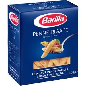 Pâtes Barilla penne rigate n.73 500g