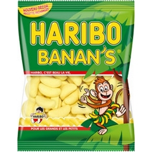 Haribo banan's 120g