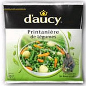 Printaniere de légumes d'aucy 1kg