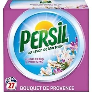 Lessive en poudre persil bouquet de provence 27 doses 1,89kg