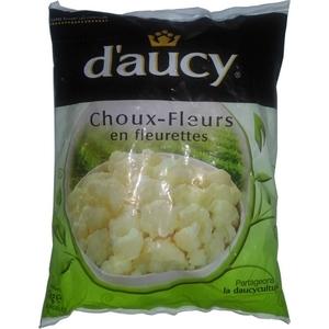 D'aucy choux-fleurs en fleurette 1kg