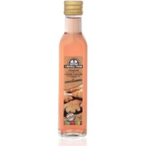 Vinaigre de canne à sucre au gingembre créole food 250ml