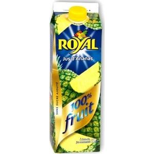 Royal jus d'ananas 1l