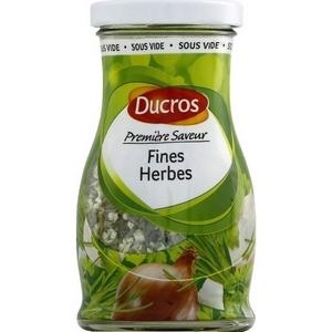 Fines herbes ducros première saveur 18g
