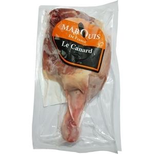 Marquis cuisse de canard congeléee sous vide 370g