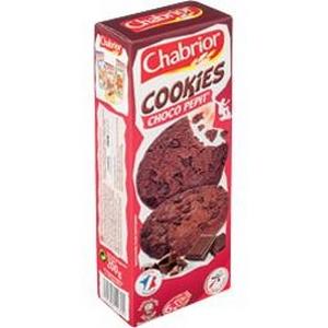 Chabrior cookies choco pépit' 6x2 200g