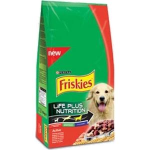 Friskies croquettes chien balance poulet et légumes 10kg