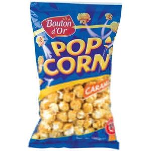 Bouton d'or popcorn caramélisé 100g