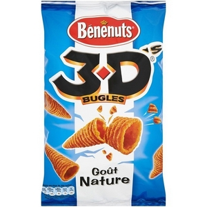 Chip's 3d benenuts nature 85g