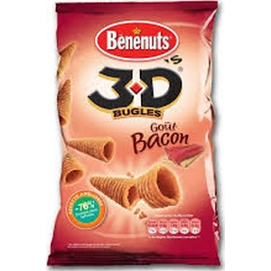 Chip's 3D Benenuts bacon 85g