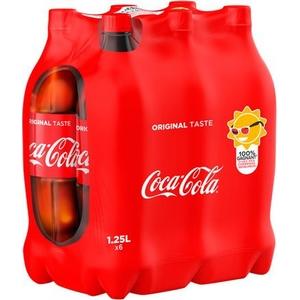 Coca-cola 6x1,25l