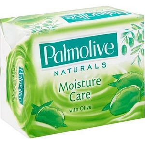 Palmolive savon de toilette aloès olive 4x90g