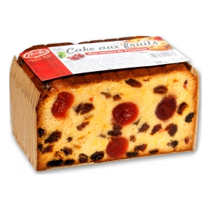 Forchy cake aux fruits 500g