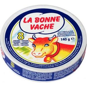 Fromage bonne vache fondu 8p