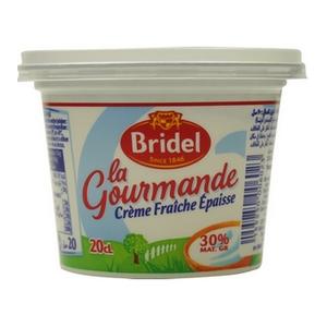 Bridel crème fraîche épaisse 20cl