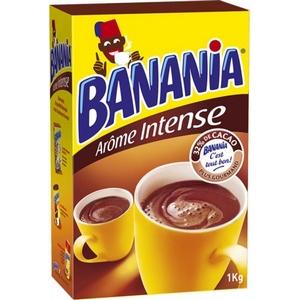 Banania chocolat instantané arôme intense 1kg