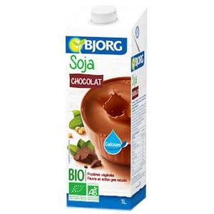 Bjorg lait soja chocolat 1l