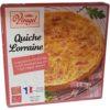 Quiche Lorraine Vivagel 400g