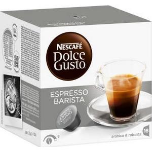 Nescafé Dolce Gusto espresso barista 16x7,5g