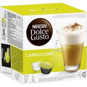 Nescafé Dolce Gusto Cappuccino 186,4g
