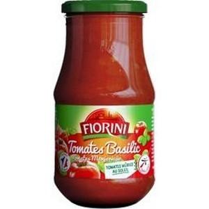 Fiorini sauce tomates basilic 420g