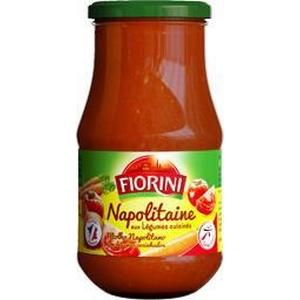 Fiorini sauce Napolitaine 420g