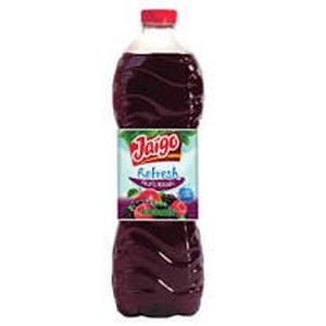 Jaïgo refresh fruits rouges 2l