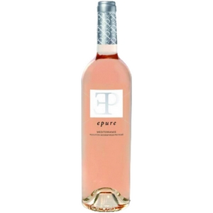 EPURE Vin de Méditerranée rosé, 12,5% vol. 750ml