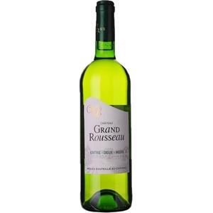 Château Grand Rousseau blanc 2017 Entre-Deux-Mers, 12,5% vol. 75cl