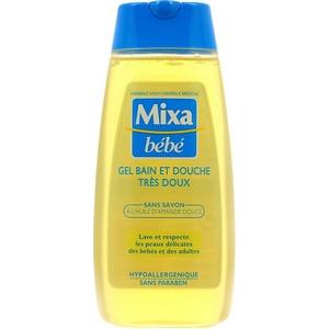 Mixa bébé gel bain et douche très doux 200ml