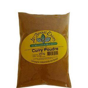 Les bonnes épices de Monsieur Maurice curry poudre 250g