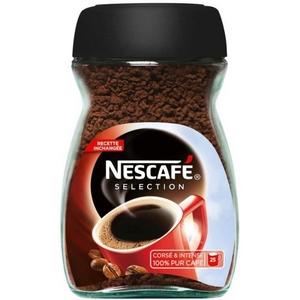 Nescafé sélection corsé et intense 50g