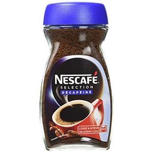 Nescafé sélection décaféiné 200g