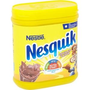 Chocolat en poudre instantané nesquik 490g