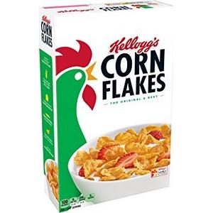 Céréales kellogg's corn flakes 250g