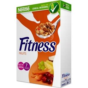 Fitness céréales fruits 375g