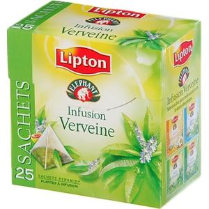 Infusion verveine lipton 25 st.