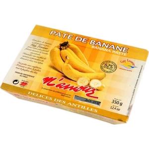 M'amour pâte de banane 350g