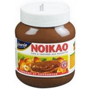 Pate à tartiner chocolat ivoria noikao 400g