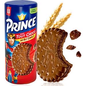 Lu prince tout choco 300g