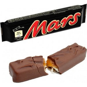 Mars barre 42g