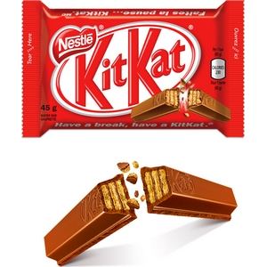 Kitkat barre 41,5g