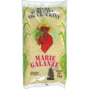 Sucre de canne marie-galante 1kg