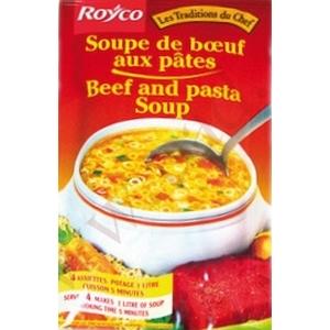 Royco soupe de boeuf aux pates 43g