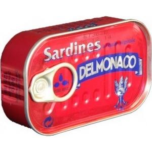 Sardine huile delmonaco 90g