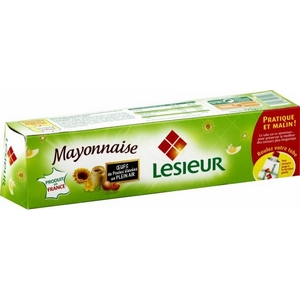 Lesieur mayonnaise tube 175g